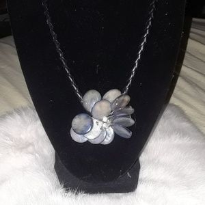 Jewelry - Beautiful Diffetent Abilene necklace- leather band